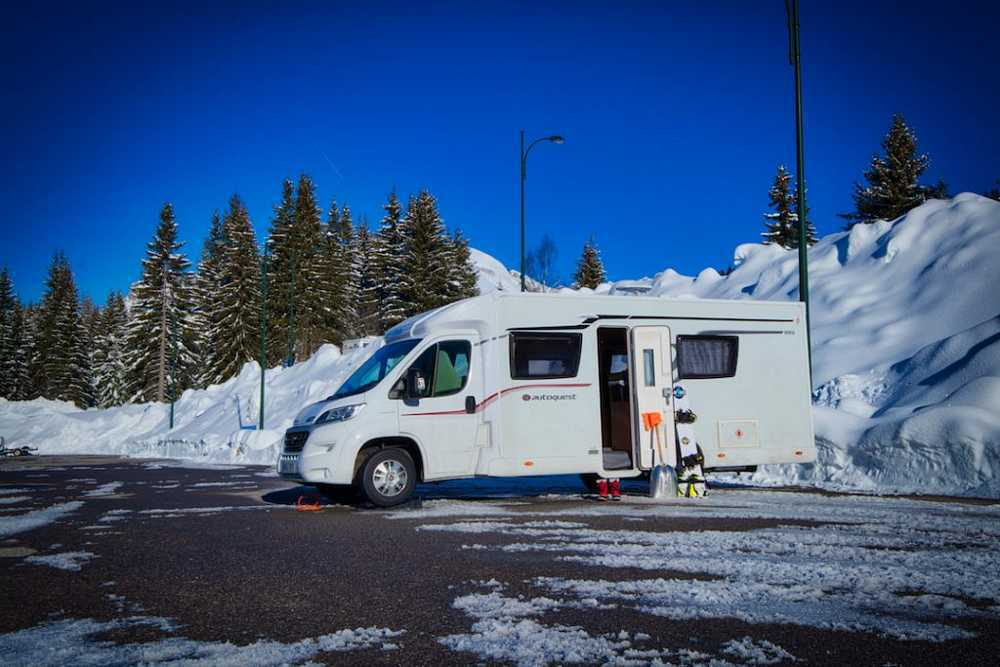 3 ways to motorhome ski