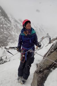 backcountry skiing for women