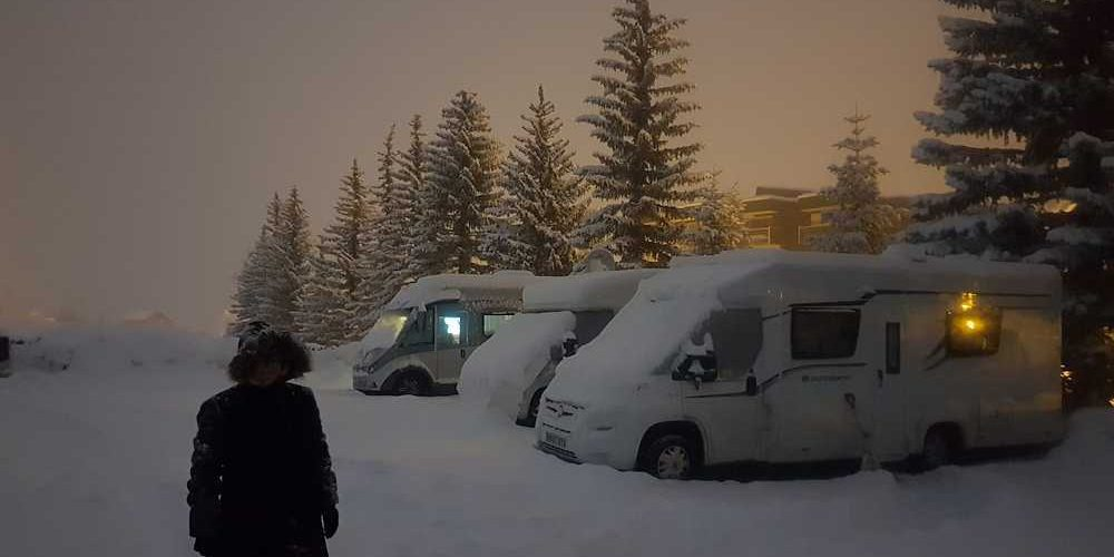 HOW WE SPENT A SEASON TOURING THE ALPS