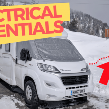 Electrical Essentials for Motorhome Skiing