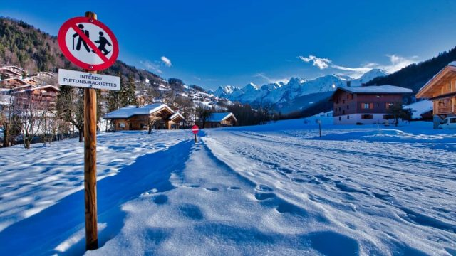 LE GRAND BORNAND: COWS, CHEESE AND SKIS