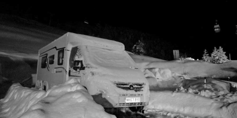 Do I Need To Take a Generator on a Motorhome or Campervan Skiing Trip?