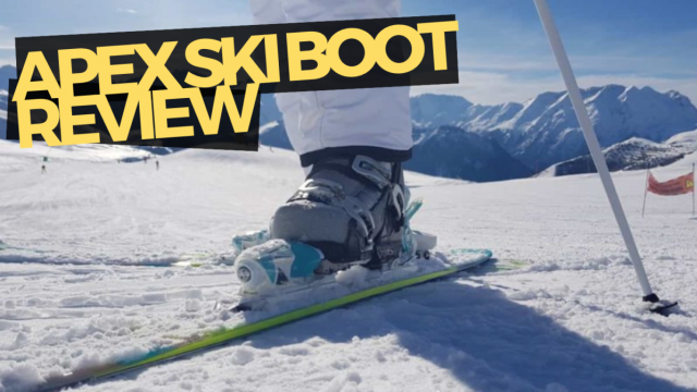 Apex Ski Boots – Ladies XPL Review