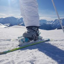 """""""THEY'RE NOT LIKE SLIPPERS"""". YES THEY BLOODY ARE – APEX SKI BOOTS"""