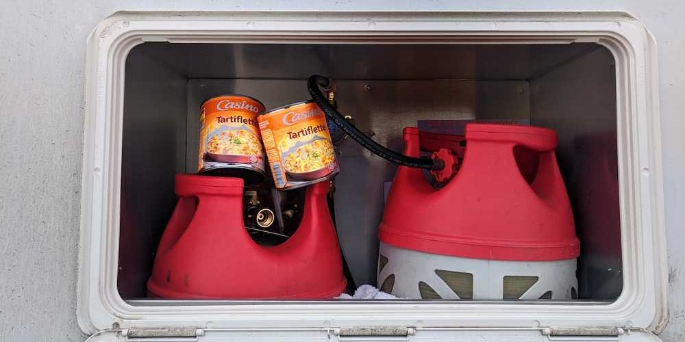 ARE LPG REFILLABLE GAS BOTTLES WORTH IT?