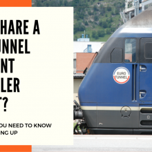 Can I Share A Eurotunnel Frequent Traveller Wallet?