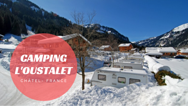 Camping l'Oustalet, Chatel