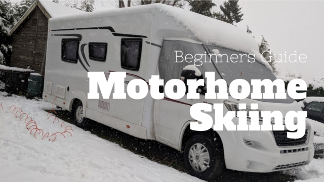Beginners Guide to Motorhome Skiing