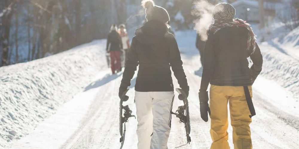 SKI HOLIDAYS FOR NON-SKIERS