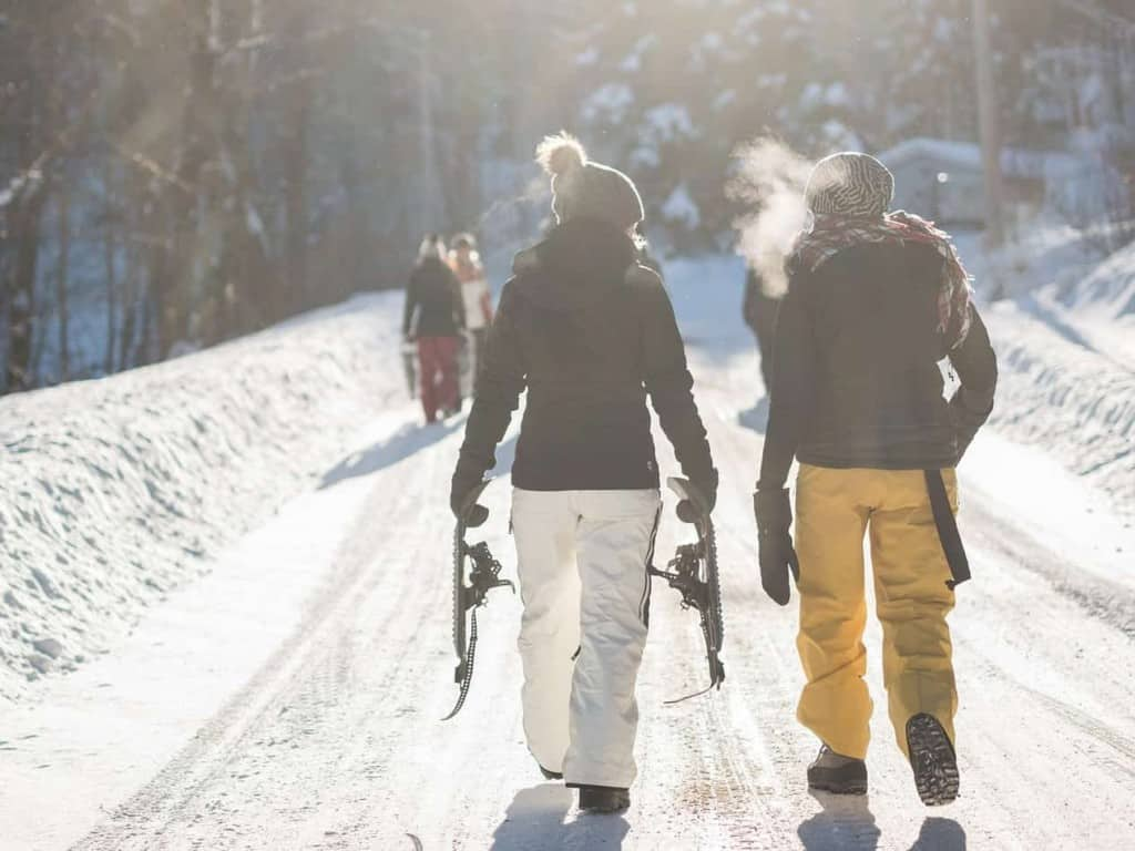 winter motorhoming for non skiers